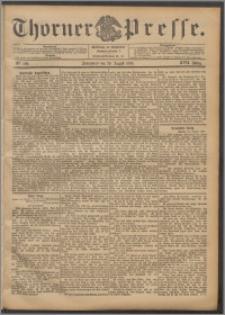 Thorner Presse 1899, Jg. XVII, Nr. 200 + Beilage
