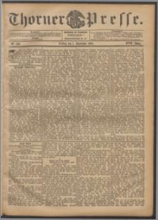Thorner Presse 1899, Jg. XVII, Nr. 205 + Beilage, Beilagenwerbung