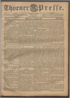 Thorner Presse 1899, Jg. XVII, Nr. 209 + Beilage