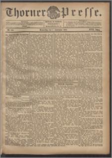 Thorner Presse 1899, Jg. XVII, Nr. 210 + Beilage