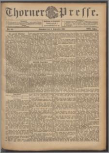 Thorner Presse 1899, Jg. XVII, Nr. 212 + Beilage