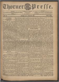 Thorner Presse 1899, Jg. XVII, Nr. 213 + Beilage, Beilagenwerbung
