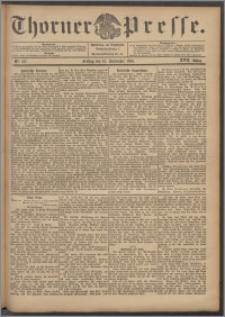 Thorner Presse 1899, Jg. XVII, Nr. 217 + Beilage