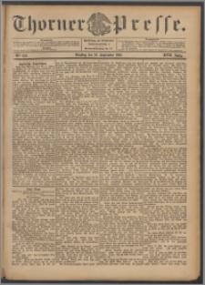 Thorner Presse 1899, Jg. XVII, Nr. 220 + Beilage, Beilagenwerbung
