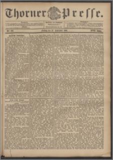 Thorner Presse 1899, Jg. XVII, Nr. 223 + Beilage
