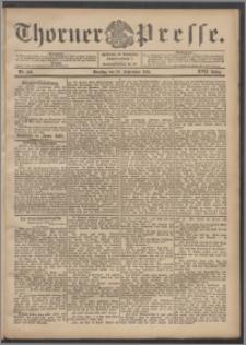 Thorner Presse 1899, Jg. XVII, Nr. 226 + Beilage