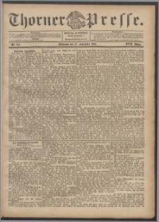 Thorner Presse 1899, Jg. XVII, Nr. 227 + Beilage, Beilagenwerbung