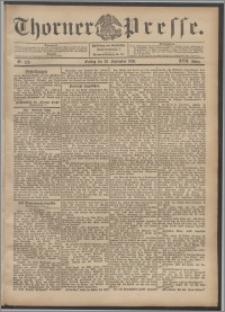 Thorner Presse 1899, Jg. XVII, Nr. 229 + Beilage