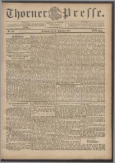 Thorner Presse 1899, Jg. XVII, Nr. 230 + Beilage