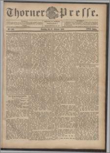 Thorner Presse 1899, Jg. XVII, Nr. 238 + Beilage