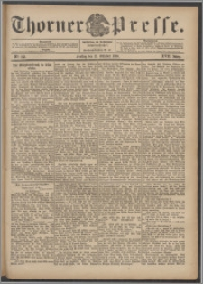 Thorner Presse 1899, Jg. XVII, Nr. 241 + Beilage