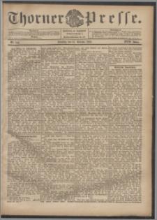 Thorner Presse 1899, Jg. XVII, Nr. 243 + 1. Beilage, 2. Beilage