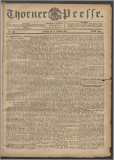 Thorner Presse 1899, Jg. XVII, Nr. 244 + Beilage, Beilagenwerbung