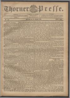 Thorner Presse 1899, Jg. XVII, Nr. 245 + Beilage