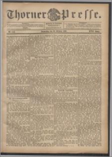 Thorner Presse 1899, Jg. XVII, Nr. 246 + Beilage