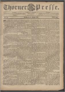 Thorner Presse 1899, Jg. XVII, Nr. 250 + Beilage