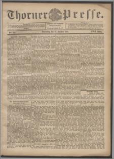 Thorner Presse 1899, Jg. XVII, Nr. 252 + Beilage