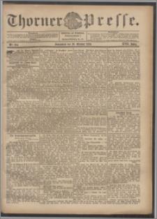 Thorner Presse 1899, Jg. XVII, Nr. 254 + Beilage