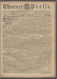 Thorner Presse 1899, Jg. XVII, Nr. 255 + 1. Beilage, 2. Beilage