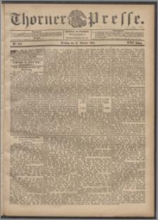 Thorner Presse 1899, Jg. XVII, Nr. 256 + Beilage