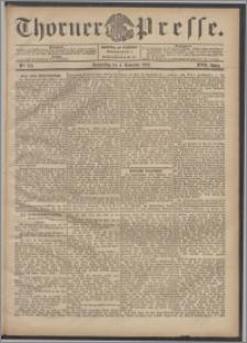 Thorner Presse 1899, Jg. XVII, Nr. 258 + Beilage