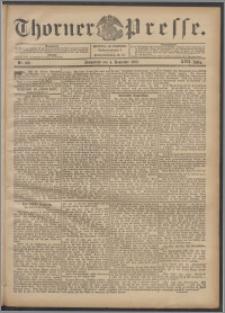 Thorner Presse 1899, Jg. XVII, Nr. 260 + Beilage