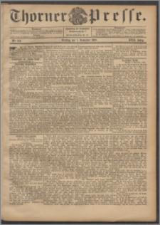 Thorner Presse 1899, Jg. XVII, Nr. 262 + Beilage