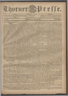 Thorner Presse 1899, Jg. XVII, Nr. 265 + Beilage