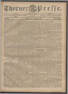 Thorner Presse 1899, Jg. XVII, Nr. 269 + Beilage