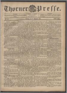 Thorner Presse 1899, Jg. XVII, Nr. 273 + 1. Beilage, 2. Beilage