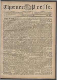 Thorner Presse 1899, Jg. XVII, Nr. 274 + Beilage, Extrablatt