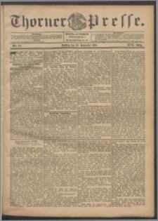 Thorner Presse 1899, Jg. XVII, Nr. 279 + Beilage