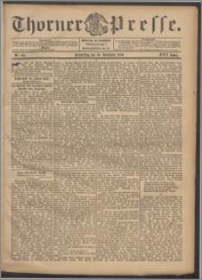 Thorner Presse 1899, Jg. XVII, Nr. 281 + Beilage