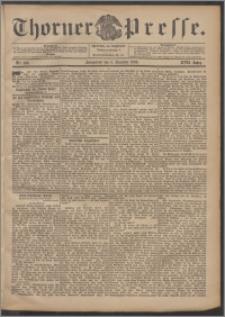 Thorner Presse 1899, Jg. XVII, Nr. 283 + Beilage