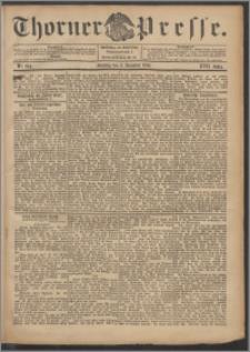 Thorner Presse 1899, Jg. XVII, Nr. 284 + 1. Beilage, 2. Beilage, Beilagenwerbung
