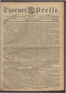 Thorner Presse 1899, Jg. XVII, Nr. 285 + Beilage, Beilagenwerbung