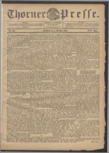 Thorner Presse 1899, Jg. XVII, Nr. 286 + Beilage