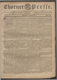 Thorner Presse 1899, Jg. XVII, Nr. 287 + Beilage