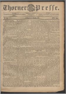 Thorner Presse 1899, Jg. XVII, Nr. 288 + Beilage
