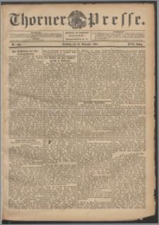 Thorner Presse 1899, Jg. XVII, Nr. 290 + 1. Beilage, 2. Beilage, Beilagenwerbung