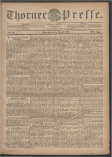 Thorner Presse 1899, Jg. XVII, Nr. 293 + Beilage
