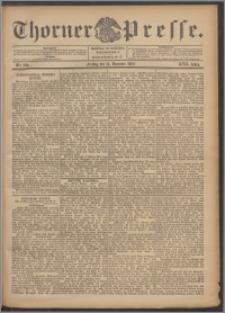 Thorner Presse 1899, Jg. XVII, Nr. 294 + Beilage