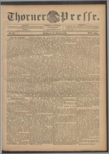 Thorner Presse 1899, Jg. XVII, Nr. 297 + Beilage, Extrablatt, Beilagenwerbung