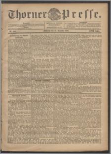 Thorner Presse 1899, Jg. XVII, Nr. 298 + Beilage