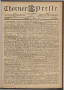 Thorner Presse 1899, Jg. XVII, Nr. 299 + Beilage