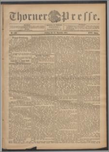 Thorner Presse 1899, Jg. XVII, Nr. 300 + Beilage