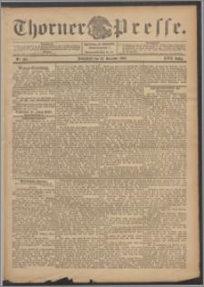 Thorner Presse 1899, Jg. XVII, Nr. 301 + Beilage