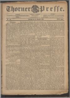 Thorner Presse 1899, Jg. XVII, Nr. 302 + 1. Beilage, 2. Beilage