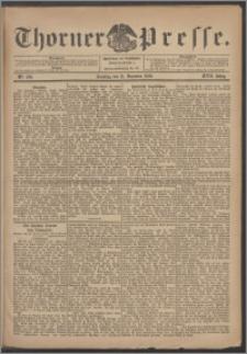 Thorner Presse 1899, Jg. XVII, Nr. 306 + 1. Beilage, 2. Beilage