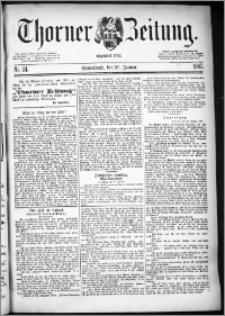 Thorner Zeitung 1887, Nr. 24